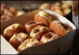 Ah, the doughnuts!