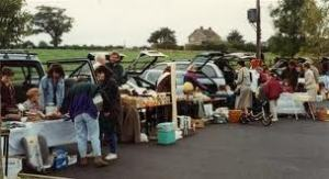 Just to give you an idea of what a typical boot sale looks like